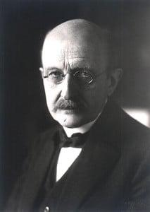 Max Planck: Portrait von ca. 1930