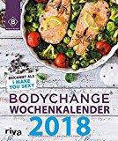 BodyChange® Wochenkalender 2018: I make you sexy