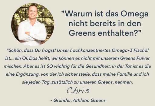 Athletic Greens-omega-3-tg