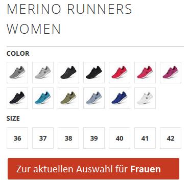 Giesswein Merino Runner 2018 anthrazit Sneaker Herren online