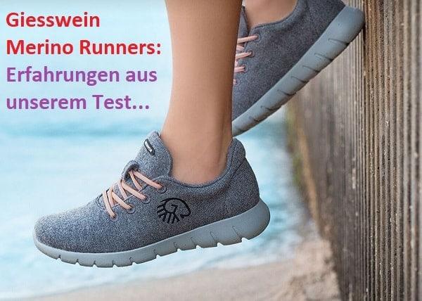 Giesswein Merino Runners Test: EXTREME Erfahrungen mit